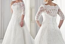 Wedding Dresses for a curvy figure