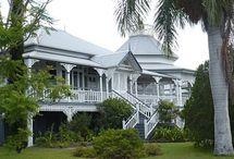 Queenslander houses