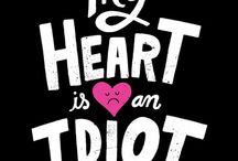 My Heart Is An Idiot by Chris Piascik