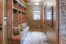 Mud room / by Erin Luce-Van Dyke