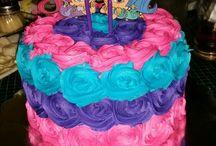 shimer & shine birthday party