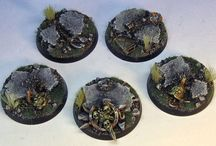Miniatures Bases