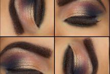 Eye Shadow Goals / A collection of Le Rouge De La Vie's eye makeup masterpieces.
