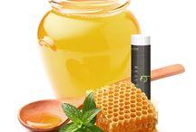 Lip Balm / All Natural Organic Beeswax Lip Balm