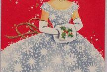 Vintage joulu