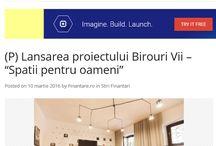 Birouri Vii / O platformă de video reportaje, cu și despre oameni, din industria de IT&Outsourcing.    www.birourivii.ro