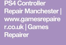 Best & Fast PS4 Controller Repair in Manchester / Games Repairer is providing PS4 Controller repair service for all models all over the UK. All types of major as well as minor, faults issues of PS4 and PS4 Controller are resolved at very affordable prices. Services offered by us to all UK-wide customers are : 1) Postal UK-wide repair orders are taken. 2) 12-month warranty is provided on all replaced parts. For more queries on PS, Console repair and Nintendo repair, log on to www.gamesrepairer.co.uk