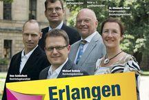 Kandidaten / Unsere Kandidaten zur Landtags-, Bezirkstags-, Bundestags- und Oberbürgermeisterwahl.