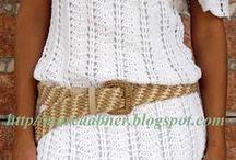 ruční práce - pletení..