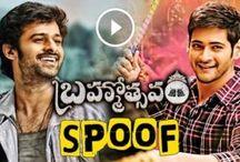 Brahmotsavam Trailer Spoof | Prabhas as Mahesh Babu
