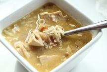 soups / by Charlotte Nilsson Memmott