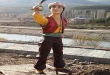 Aladdin Heykeli / Aladdin Heykeli