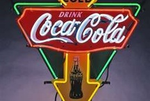 COCA - COLA  ALWAYS THE BEST! / The Original Cola!  / by Pam P