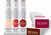 Revlon Professional / Maintaining the color of color-treated hair in perfect condition is a priority with Revlon Professional.