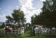 Summer Weddings - Lutsen Resort on Lake Superior