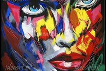 Paintings / Schilderijen