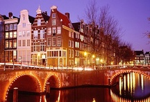 Amsterdam / The colourful capital of The Netherlands, home base of KLM.