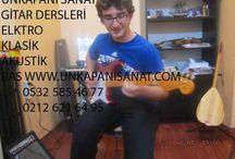 Gitar Dersi Unkapanı Sanat İstanbul / Konservatuar mezunu öğretmenler eşliğinde sanatla tanışmanın en profesyonel adı: Unkapanı Sanat Gitar (Klasik, Akustik, Bass, Elektro) Gitar Dersleri Gitar öğrenmek için geç değil. Bu uygun kampanyayı kaçırmayın. 200 TL / Aylık İletişim Bilgileri  Ünlü İş Merkezi. A Blok. No:24 Unkapanı - İstanbul (ZeyrekCafe Yanı) Telefon: 0 (212) 621 64 95 Telefon: 0 (532) 585 46 77