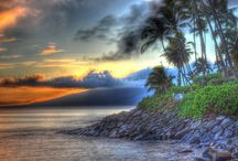 Take Me Away... / A place I wish I could escape to... Hawaii