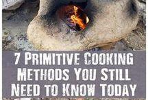 primitive cooking
