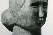 Sculpture-UK-20th C