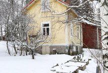 Švédské domky