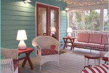 SWEET PORCHES!! / by Tammy Sanders