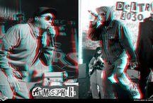 Hip Hop / Rap 3D Pictures