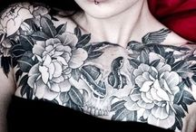 Tetovanie na hrudníku