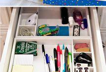 Organizing drawers / by Queca Salazar de García