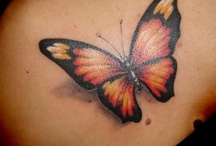 Nails, Tattoos and other body art ideas