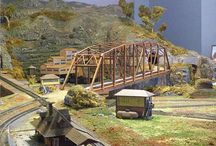 Model Railroading / by Neil Armstrong