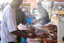 Outdoor markets / by Akua Kumah