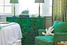 emerald rooms