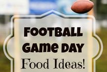 Football Gameday Food / by Missy Thacker