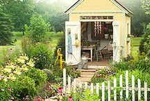 For the Garden * Shed