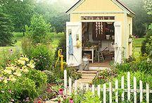 In my own secret garden / by Debra Gallatin