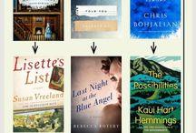Reading / by Lauren Hirliman