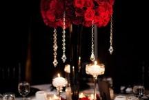 Ruby Red Wedding / by Lisa Brown
