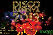 KyaZoonga.com: Buy tickets for Disco Dandiya 2013