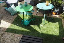 castorama terrasse blooma / Terrasse Castorama 2016 Blooma table basse
