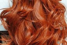 Redheads* / Redheads, gingers, auborn, coppers, strawberry blonde and mahogany's, artificial and natural hair. Be proud of your red locks, its not weird, it's rare, unique, and beautiful!!