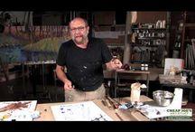 Encaustic Painting & Technique / by Nika's Studio