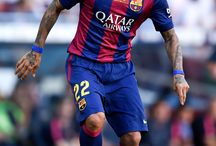 SaraAtle❤️DaniAlves / Best player in the world