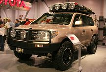 Toyota LandCruiser 200 Series