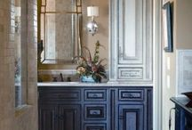 Baths / by Habersham Home