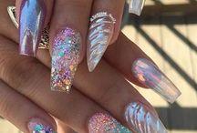 крутые ногти
