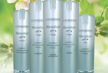 Coverderm Maxydrat Range / Novel hydration products with unique 3-dimensional functionality that instantly increase moisture levels.