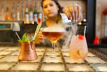 London's Cocktails / Go and get your cocktail on all over London... / by BarChick