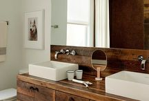 Bathroom joinery thoughts